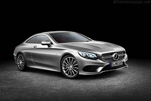 Click here to open the Mercedes-Benz S 500 Coupe gallery
