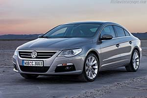 Click here to open the Volkswagen Passat CC gallery