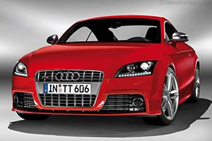 Click here to open the Audi TTS Coupe gallery