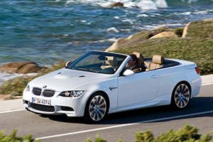 Click here to open the BMW E93 M3 Convertible gallery