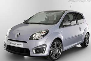 Click here to open the Renault Twingo Sport gallery