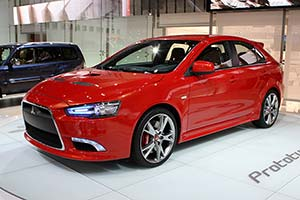 Click here to open the Mitsubishi Lancer Prototype-S gallery