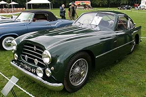 Click here to open the Talbot Lago T26 GS Pennock Coupe gallery