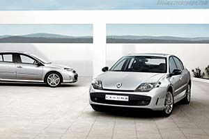Click here to open the Renault Laguna GT gallery