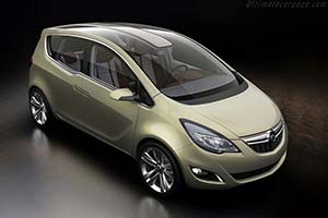 Click here to open the Opel Meriva Concept gallery