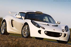 Click here to open the Lotus Exige Cup 260 gallery
