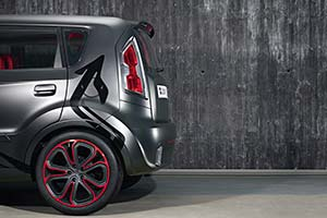 Click here to open the Kia Soul Burner Concept gallery