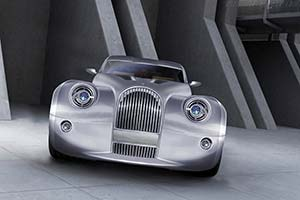 Click here to open the Morgan LIFECar gallery