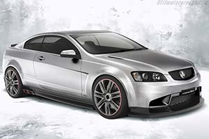 Click here to open the Holden Coupe 60 Concept gallery