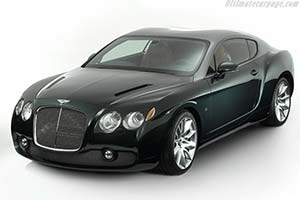 Click here to open the Bentley Continental GTZ gallery