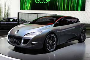 Click here to open the Renault Mégane Coupe Concept gallery
