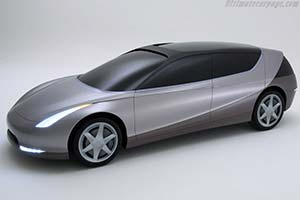 Click here to open the Fioravanti Hidra Concept gallery