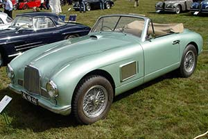 Click here to open the Aston Martin DB2 Drophead Coupe gallery