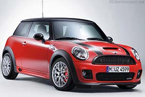 Click here to open the MINI Cooper S Mk II JCW gallery