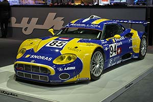 Click here to open the Spyker C8 Laviolette GT2-R gallery