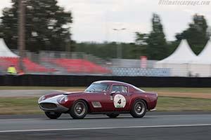 Click here to open the Ferrari 250 GT TdF Scaglietti '1 Louvre' Coupe  gallery