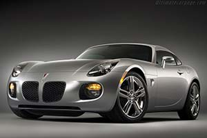Click here to open the Pontiac Solstice GXP Coupe gallery
