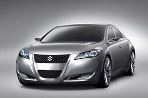 Click here to open the Suzuki Kizashi 3 Concept gallery