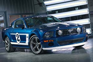 Click here to open the Saleen Gurney Signature Edition gallery