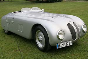 Click here to open the BMW 328 Touring Spider gallery