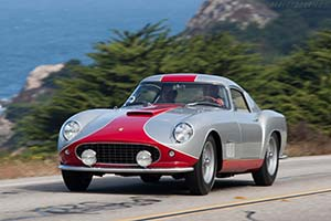 Click here to open the Ferrari 250 GT TdF Scaglietti '1 Louvre' Coupe gallery