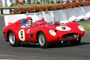 Click here to open the Ferrari 246 S Dino Fantuzzi Spyder gallery