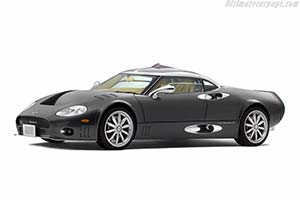 Click here to open the Spyker C8 Laviolette LWB gallery