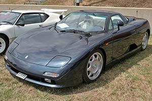 Click here to open the DeTomaso Guarà gallery