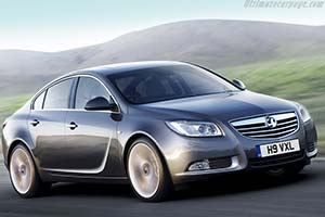 Click here to open the Vauxhall Insignia gallery