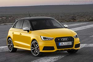 Click here to open the Audi S1 Sportback gallery