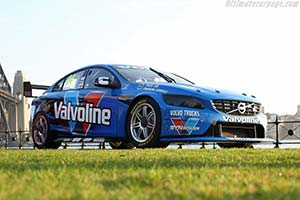 Click here to open the Volvo S60 V8 Supercar gallery