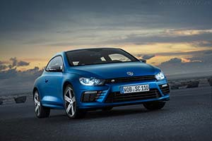 Click here to open the Volkswagen Scirocco R gallery