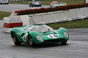 Click here to open the Ferrari 330 P4  gallery