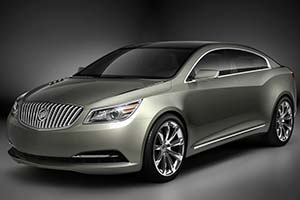 Click here to open the Buick Invicta Concept gallery
