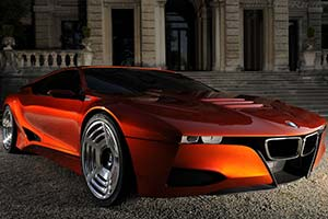 Click here to open the BMW M1 Hommage gallery