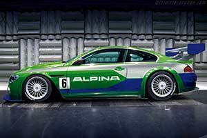 Click here to open the Alpina B6 GT3 gallery