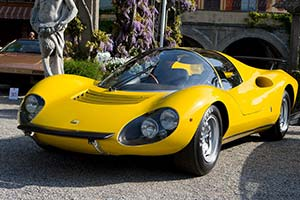 Click here to open the Ferrari 206 S Dino Berlinetta Competizione gallery