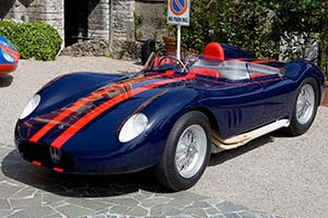 Click here to open the Maserati 250S gallery