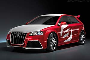 Click here to open the Audi A3 TDI Clubsport Quattro gallery