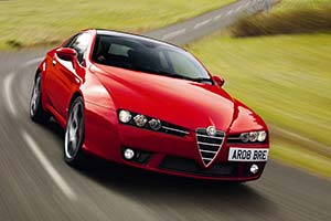 Click here to open the Alfa Romeo Brera S V6 gallery
