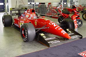 Click here to open the Ferrari F92 A gallery