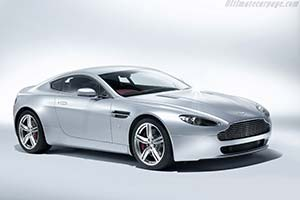 Click here to open the Aston Martin V8 Vantage gallery