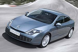Click here to open the Renault Laguna Coupe gallery