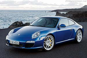Click here to open the Porsche 997 Carrera S gallery