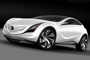 Click here to open the Mazda Kazamai Concept gallery