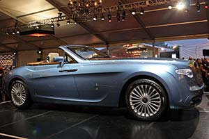 Click here to open the Rolls-Royce Hyperion Pininfarina Drophead Coupe gallery