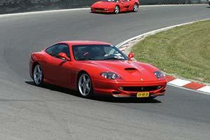 Click here to open the Ferrari 550 Maranello gallery
