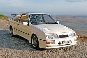 Click here to open the Ford Sierra RS Cosworth gallery