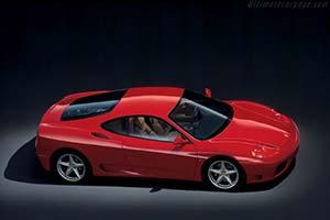 Click here to open the Ferrari 360 Modena gallery