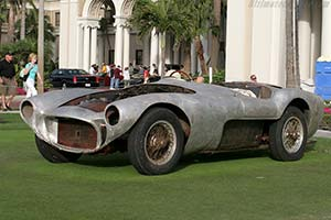 Click here to open the Ferrari 212 Export Fontana Spyder gallery